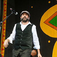 Juan Luis Guerra, New Orleans Jazz & Heritage Foundations 2013