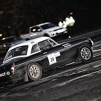 Car 29 Mark Godfrey / Martin Taylor - MG B