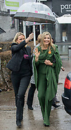 Amsterdam, 07-03-2017 <br /> <br /> Queen Maxima attends International Womens's Day.<br /> <br /> The Queen met single mothers.<br /> Organized by foundation Single Supermom<br /> <br /> PUBLICATION IN FRANCE ONLY<br /> <br /> COPYRIGHT: ROYALPORTRAITS EUROPE/ BERNARD RUEBSAMEN