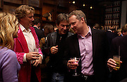 Theo Fennell, Michael Brandon and Rory Bremner, Hot Ice party hosted by Dominique Heriard Dubreuil and Theo Fennell, ( Remy Martin and theo Fennell) at 35 Belgrave Sq. London W1. 26 October 2004. ONE TIME USE ONLY - DO NOT ARCHIVE  © Copyright Photograph by Dafydd Jones 66 Stockwell Park Rd. London SW9 0DA Tel 020 7733 0108 www.dafjones.com