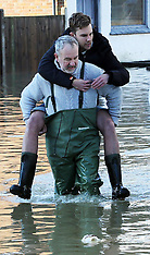DEC 26 2013 Boxing Day floods