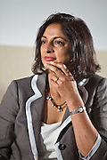 Anya Sitaram host the panel debate: Carbon finance: is it the way forward? Local solutions to climate change. The Ashden Awards Imperial College Conference, Royal Geographical Society, London.
