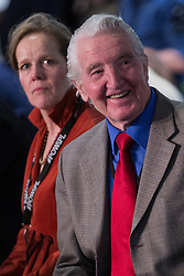 "© Licensed to London News Pictures . 01/03/2014 . London , UK . Dennis Skinner . The Labour Party hold a one day "" Special Conference "" at the Excel Centre in London today (Saturday 1st March 2014) . Photo credit : Joel Goodman/LNP"