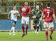 FOOTBALL: Mathias Zanka Jørgensen (Denmark) controls the ball during the friendly match between Denmark and Panama at Brøndby Stadium on March 22, 2018 in Brøndby, Copenhagen, Denmark. Photo by: Claus Birch / ClausBirch.dk.
