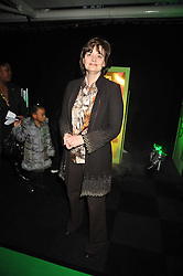 CHERIE BLAIR at the premier of Ben Ten Alien Force at the Old Billingsgate Market, City of London on 15th February 2009.