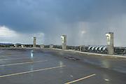 Albuquerque parking garage