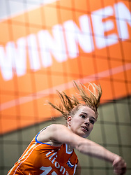 10-05-2018 NED: Training Dutch volleyball team women, Arnhem<br /> Nicole Oude Luttikhuis #17 of Netherlands