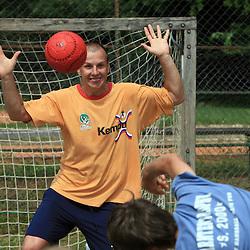 20080627: Handball - Handball camp of Uros Zorman