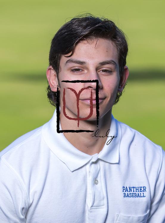 Stephen Pena, baseball, Pflugerville High School  (LOURDES M SHOAF for Pflugerville Pflag - lulyphoto.com)
