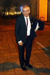 ROBERTO NICASTRO PRESIDENTE DELLE QUATTRO BANCHE SALVATE DAL DECRETO SALVA BANCHE<br /> FERRARA 11-12-2015<br /> FOTO FILIPPO RUBIN