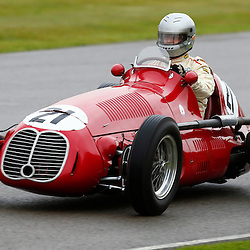 GOODWOOD REVIVAL....Stephen Rettenmaier during qualifying for the weekend races...(c) STEPHEN LAWSON | SportPix.org.uk