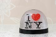 I love New York snow globe
