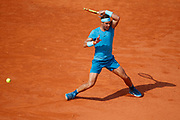 Rafael NADAL (ESP) during the Roland Garros French Tennis Open 2018, day 13, on June 8, 2018, at the Roland Garros Stadium in Paris, France - Photo Stephane Allaman / ProSportsImages / DPPI