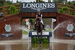 KLIMKE Ingrid (GER), SAP Hale Bob OLD<br /> Tryon - FEI World Equestrian Games™ 2018<br /> Vielseitigkeit Teilprüfung Gelände/Cross-Country Team- und Einzelwertung<br /> 15. September 2018<br /> © www.sportfotos-lafrentz.de/Sharon Vandeput
