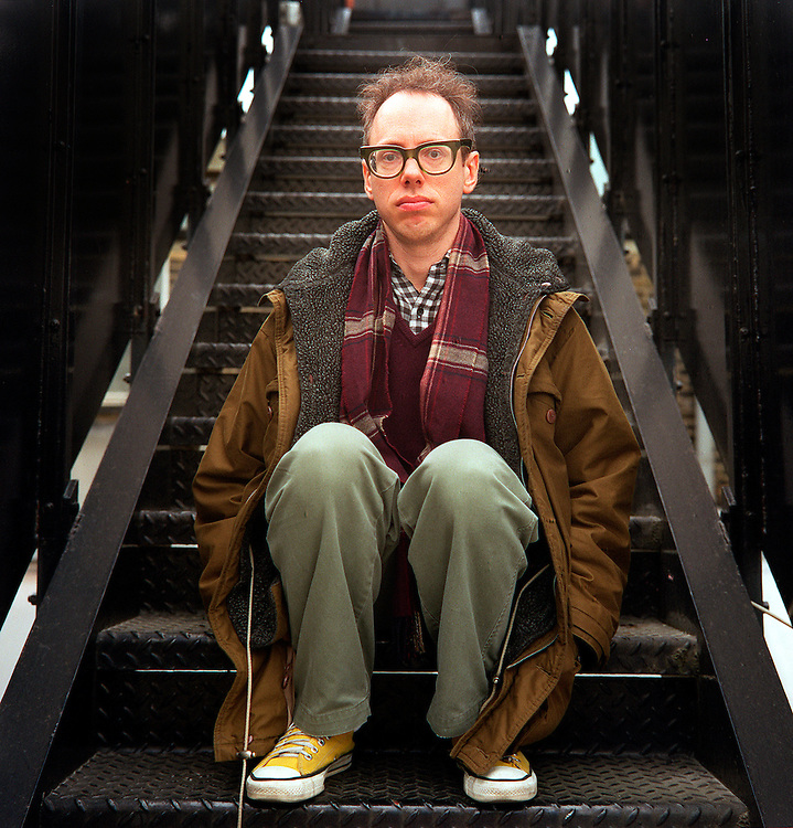 "Todd Solondz, independent film screenwriter and director known for his style of dark, thought-provoking, socially conscious satire. Solondz has been critically acclaimed for his examination of the ""dark underbelly of middle class American suburbia,"" a reflection of his own background in New Jersey, USA."