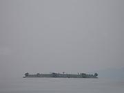 One of the 93 islands on the Kivu lake.