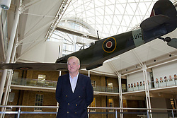 © Licensed to London News Pictures. 28/11/12. London, UK. Aviation archeologist David Cundall is seen after a press conference at the Imperial War Museum in London today (28/11/12) ahead of an expedition to Burma to uncover up to 36 Supermarine Spitfire fighter aircraft thought to be buried by the British RAF when they left the country. Mr Cundall, a farmer by profession, is leading the expedition in January of 2013 with backing from the University of Leeds and computer game company 'Wargaming' Photo credit: Matt Cetti-Roberts/LNP