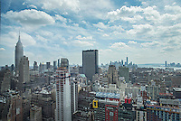 View from 350 West 42nd Street