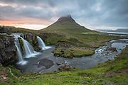 Taken in west-Iceland Kirkjufell in Grundarfjordur