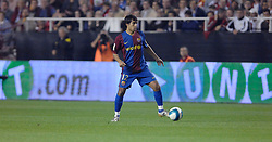03-03-2007 VOETBAL: SEVILLA FC - BARCELONA: SEVILLA  <br /> Sevilla wint de topper met Barcelona met 2-1 / Giovanni van Bronckhorst - boarding unibet.com<br /> &copy;2006-WWW.FOTOHOOGENDOORN.NL