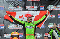 James Hinchcliffe, Honda Grand Prix of St. Petersburg, Streets of St. Petersburg, St. Petersburg, FL USA 03/24/13