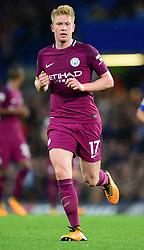 Kevin De Bruyne of Manchester City - Mandatory by-line: Alex James/JMP - 30/09/2017 - FOOTBALL - Stamford Bridge - London, England - Chelsea v Manchester City - Premier League