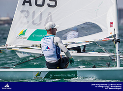 From 27 January to 3 February 2019, Miami will host sailors for the second round of the 2019 Hempel World Cup Series in Coconut Grove. More than 650 sailors from 60 nations will race across the 10 Olympic Events. ©JESUS RENEDO/SAILING ENERGY/WORLD SAILING<br /> 01 February, 2019.