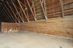 CT-DOT Orange Salt Shed Rehabilitation Project. No. 0106-0123. Construction Progress Views, 6th and Final Photo Shoot