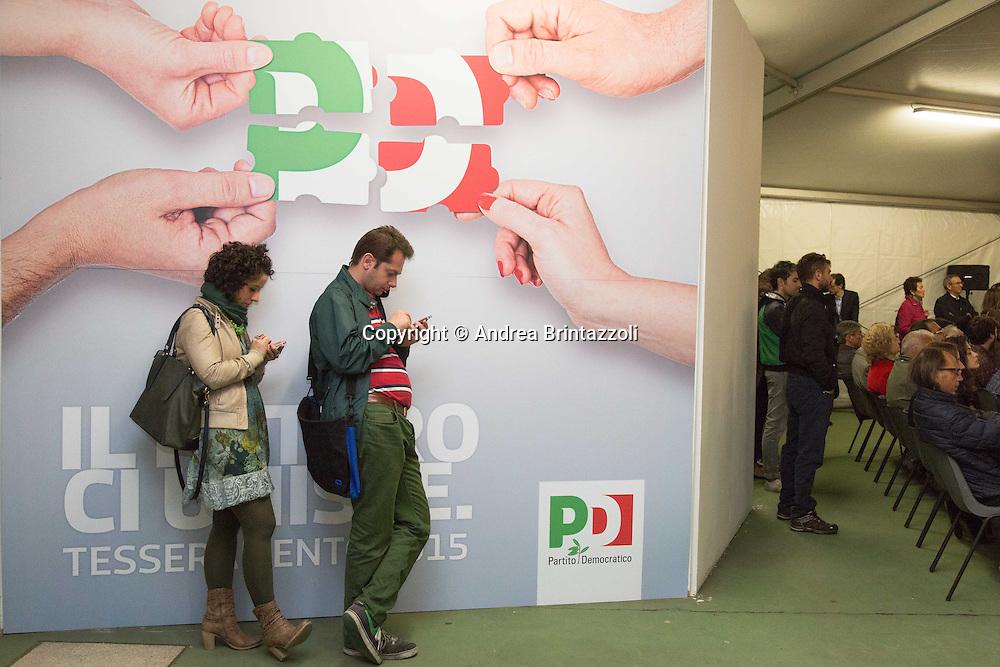 Bologna 24 Aprile 2015 Festa Nazionale dell'Unità - 70 anni di Feste.