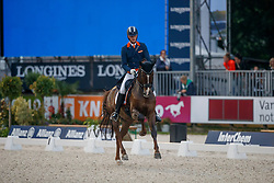 Van Silfhout Diederik, NED, Four Seasons 19<br /> CDI 5* Grand Prix Kur<br /> CHIO Rotterdam 2017<br /> © Dirk Caremans<br /> 24/06/2017