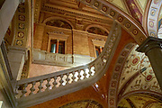 Eastern Europe, Hungary, Budapest, Interior of the Opera House