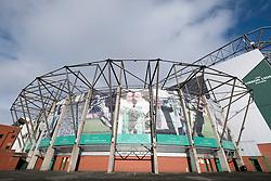 Celtic Park home of Celtic Football Club in Parkhead , Glasgow, Scotland, United Kingdom
