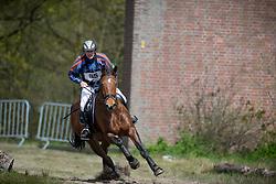 Grouwels Sven, (BEL), Jari vh Steentje<br /> Nationale Finale AVEVE Eventing Cup Paarden <br /> Minderhout 2016<br /> © Hippo Foto - Dirk Caremans<br /> 24/04/16