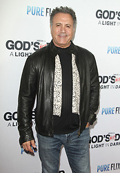 """""""God's Not Dead"""" Premiere at The Egyptian Theatre in Hollywood, California on 3/20/18. 20 Mar 2018 Pictured: Frank Stallone. Photo credit: River / MEGA TheMegaAgency.com +1 888 505 6342"""