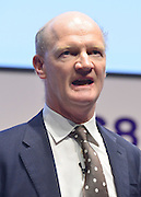 © Licensed to London News Pictures. 14/06/2013. London, UK David Willetts MP attends the G8 Innovation Conference at the Siemens Crystal Building in London today 14th June 2013. As part of UK's G8 Presidency, the G8 Innovation Conference brings together 300 leading international entrepreneurs, researchers, scientists, designers and policy makers. Photo credit : Stephen Simpson/LNP