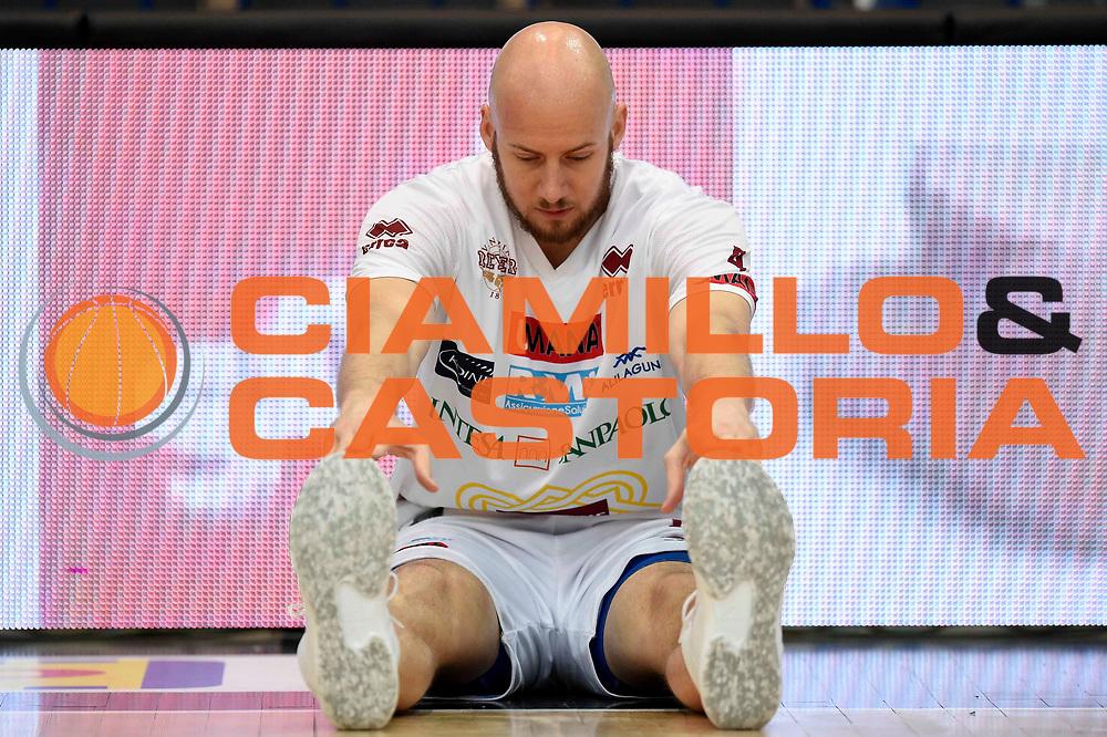 Hrvoje Peric<br /> Dolomiti Energia Aquila Basket Trento - Umana Reyer Venezia<br /> Lega Basket Serie A 2016/2017<br /> Playoff, finale gara 3<br /> Trento, 14/06/2017<br /> Foto Ciamillo-Castoria