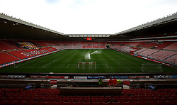 A general view of The Stadium of Light, home of Sunderland - Mandatory by-line: Robbie Stephenson/JMP - 28/10/2017 - FOOTBALL - Stadium of Light - Sunderland, England - Sunderland v Bristol City - Sky Bet Championship