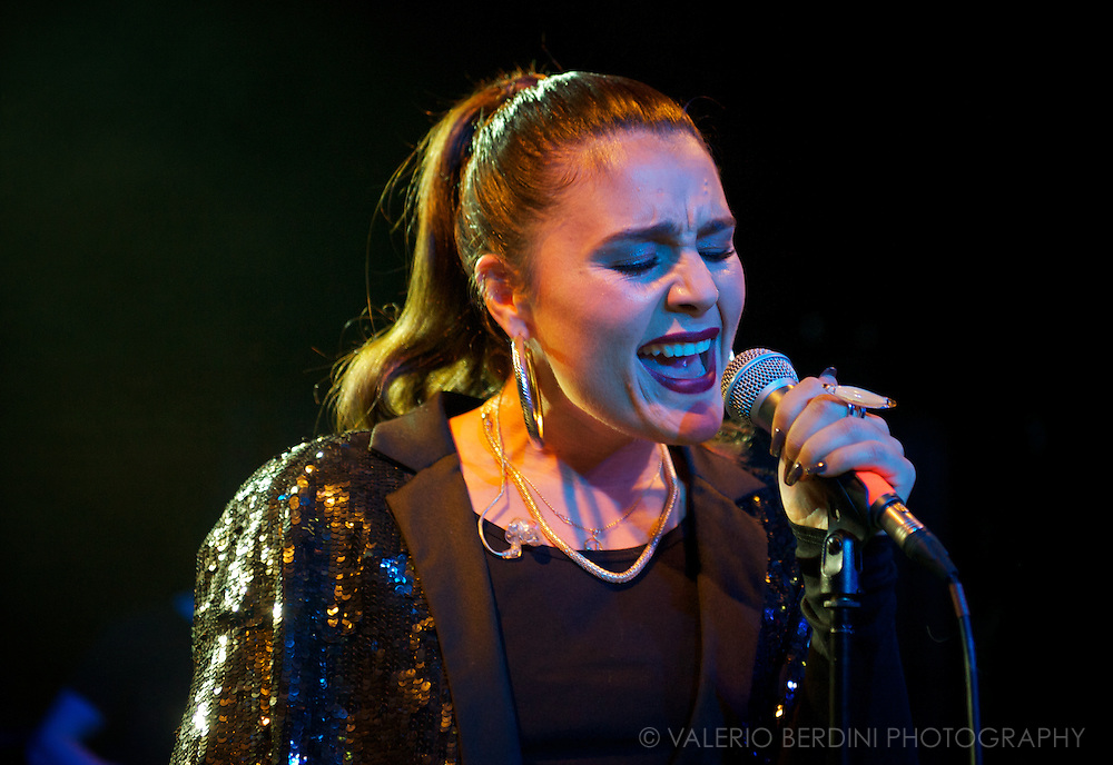 Jessie Ware at the Cambridge Junction on 6 March 2013