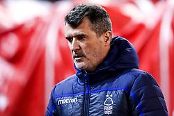 Nottingham Forest Assistant Manager Roy Keane - Mandatory by-line: Robbie Stephenson/JMP - 13/03/2019 - FOOTBALL - The City Ground - Nottingham, England - Nottingham Forest v Aston Villa - Sky Bet Championship