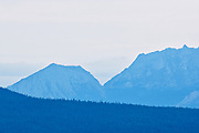 Coast Mountains <br />
