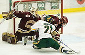 Boston College vs. Vermont 01/10/09
