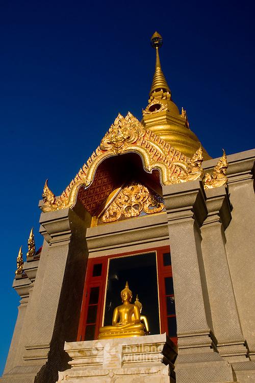 Thai temple and shrine, Prachuap, thailan