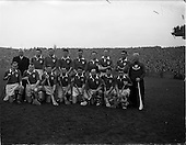 1960 Railway Cup Hurling Finals Munster v Leinster
