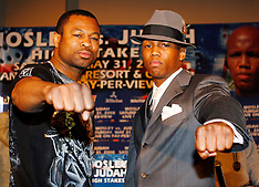 March 25, 2008: Shane Mosley vs Zab Judah Press Conference