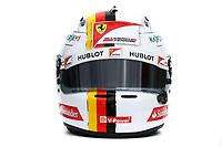 VETTEL sebastian (ger) ferrari sf15t ambiance casque helmet during 2015 Formula 1 championship at Melbourne, Australia Grand Prix, from March 13th to 15th. Photo DPPI.