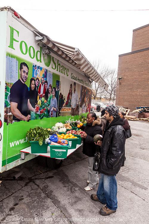 FoodShare's Mobile Good Food Market