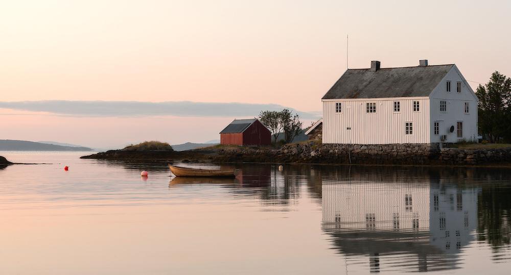 Bergsvågen, Harstad