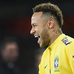 Brazil v Uruguay, Friendly, 16 November 2018