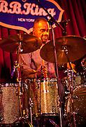Yonrico Scott with Royal Southern Brotherhood Band