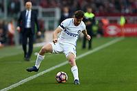 18.03.2017 - Torino - Serie A 2016/17 - 29a giornata  -  Torino-Inter nella  foto:  Cristian Ansaldi - Inter